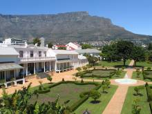 South African Parliament Buildings, Cape Town